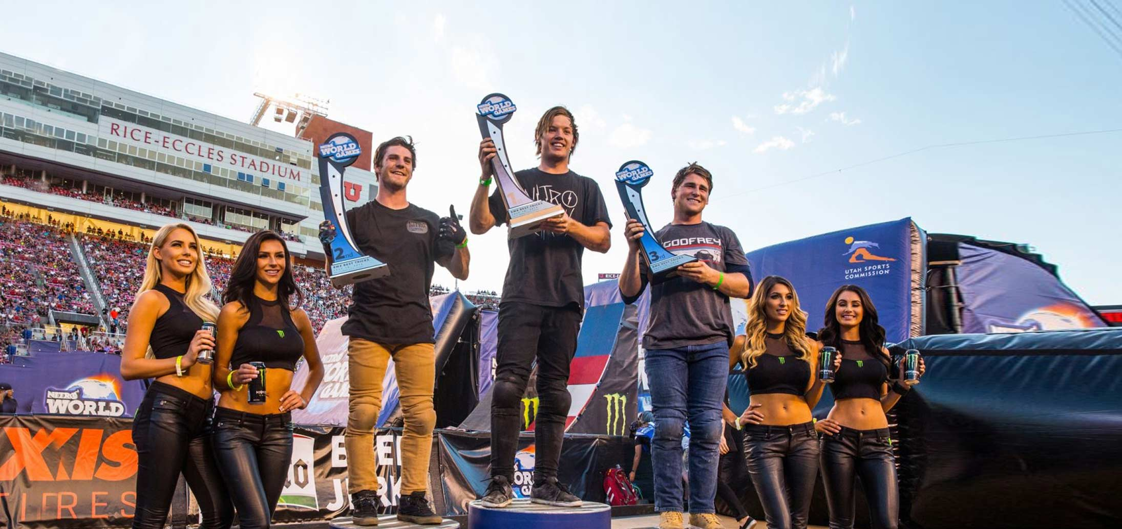 Nitro World Games Results